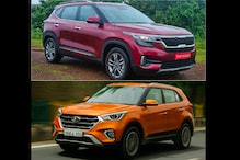 Kia Seltos vs Hyundai Creta Spec Comparison - Features, Specifications, Video Review and More