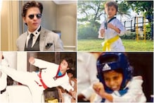 Suhana, Aryan and AbRam Make for Perfect Tae 'Khan' Doh Trio