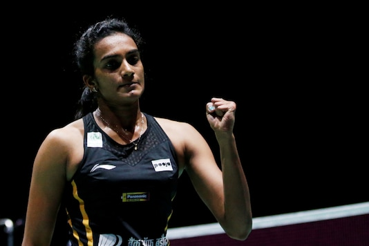 PV Sindhu (Photo Credit: Reuters)