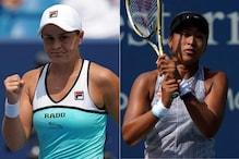Ash Barty, Naomi Osaka Drawn in Same Group for WTA Finals