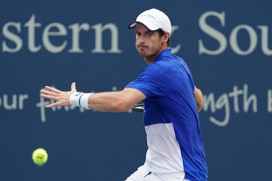 File photo of Andy Murray. (Photo Credit: Reuters)