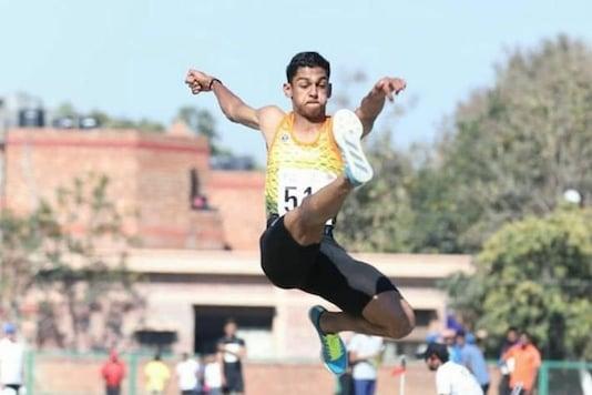 File photo of Murali Sreeshankar. (Photo Credit: AFI)