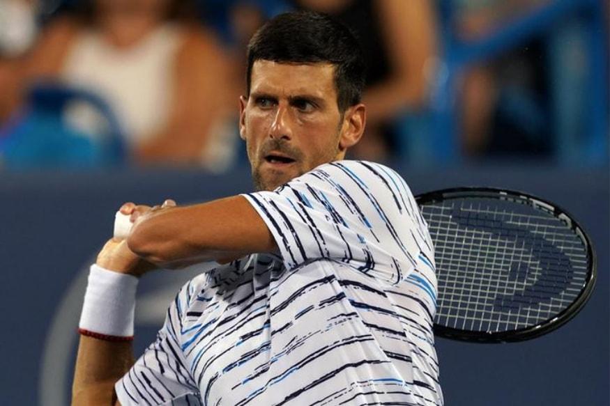 Novak Djokovic Sets Up Daniil Medvedev Showdown at ATP Cincinnati Masters