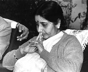 Remembering Sushma Swaraj: Rare Pictures Of 'Millennial' Minister