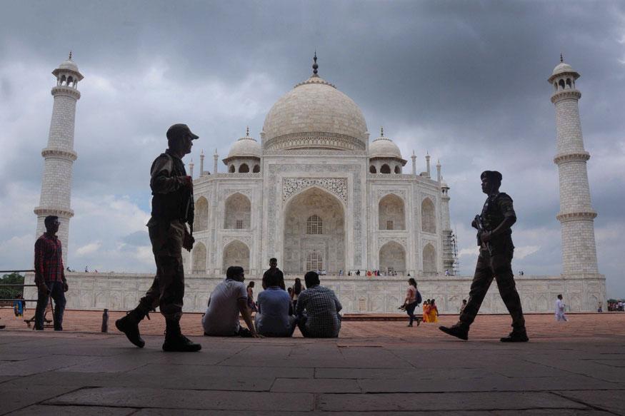 US Security Team Reviews Arrangements in Agra Ahead of Donald Trump's Visit to Taj Mahal