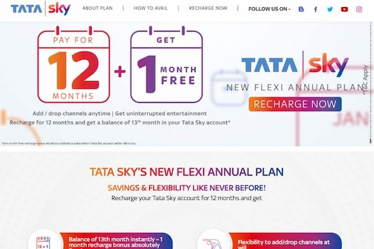 Understanding Tata Sky New Flexi Annual Plan: How to Get a Free Month of Subscription