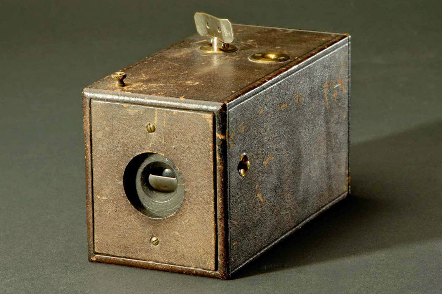 The Kodak 1888