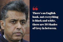 Manish Tewari Faces Backlash for Referencing 'Fifty Shades of Grey' in his Article 370 Speech