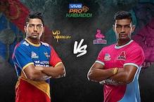 Pro Kabaddi 2019 HIGHLIGHTS, UP Yoddha vs Jaipur Pink Panthers in Chennai: UP Beat Jaipur