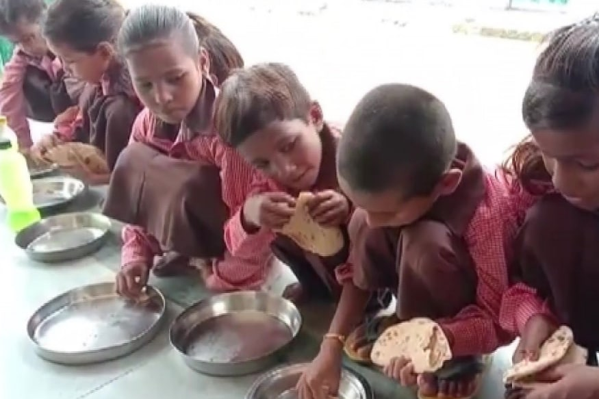 Weeks After Children Found Eating Roti-Salt in UP School, 29 Booked for Selling 9,300 kg Foodgrains