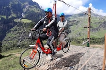 India's First Sky Cycling Park At a Height of 9000 Feet In Manali to Open Soon