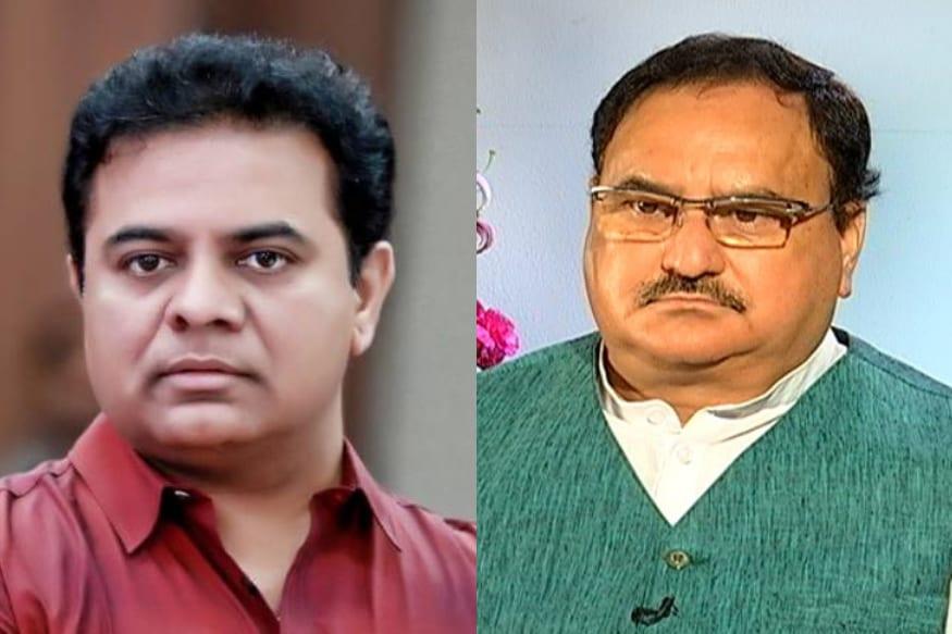 BJP Cant Play out its Karnataka Drama in Telangana, People are Intelligent: KT Rama Rao Warns