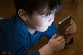 Infants Spending Too Much Time on Screen, Says Study