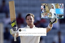 A Cricket Fan Just 'Compared' Steve Smith and Kohli's Record in Ashes and Indians Had a Meltdown
