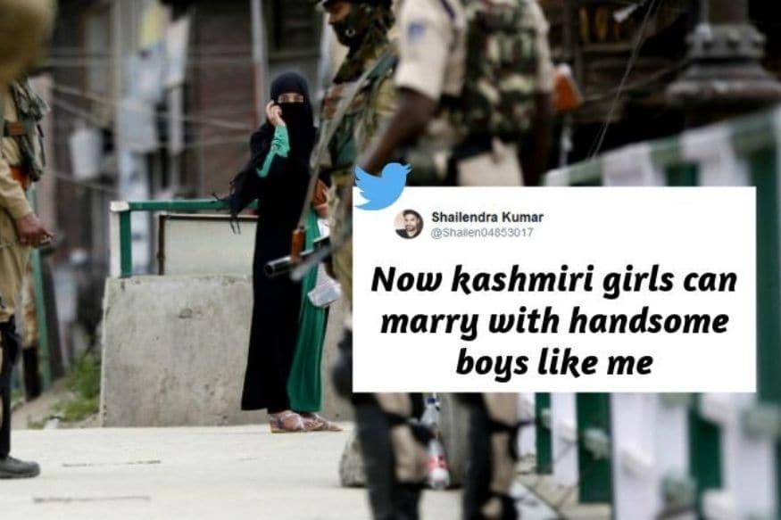 Patriarchy in Garb of Patriotism: Desperate Men Rush to 'Find