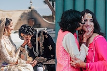 Love Trumps Borders: Same-Sex Couple from India-Pakistan Tie Knot in Fairy Tale Wedding
