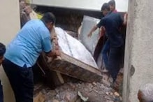 Two Killed, One Feared Trapped after 3-Storey House Collapses in Gujarat's Jamnagar