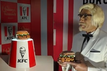 The Newest 'Celebrity' Addition to Madame Tussauds' Is 'Finger Lickin' Good'