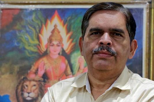 Ashwani Mahajan, chief of the Rashtriya Swayamsevak Sangh's (RSS) economic group Swadeshi Jagran Manch (SJM). (Image: Reuters)