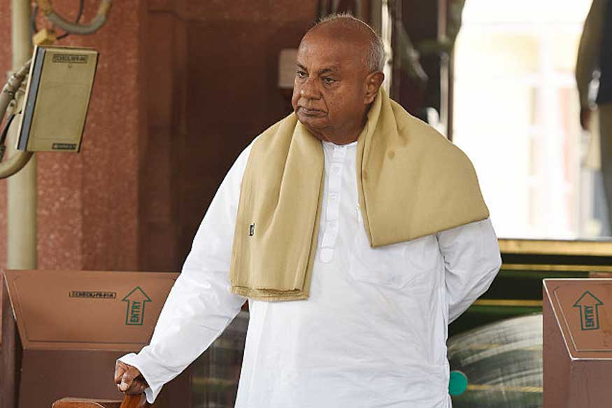 Used to Worship Deve Gowda like God, Says Disqualified JD(S) MLA Warning of Further Exodus