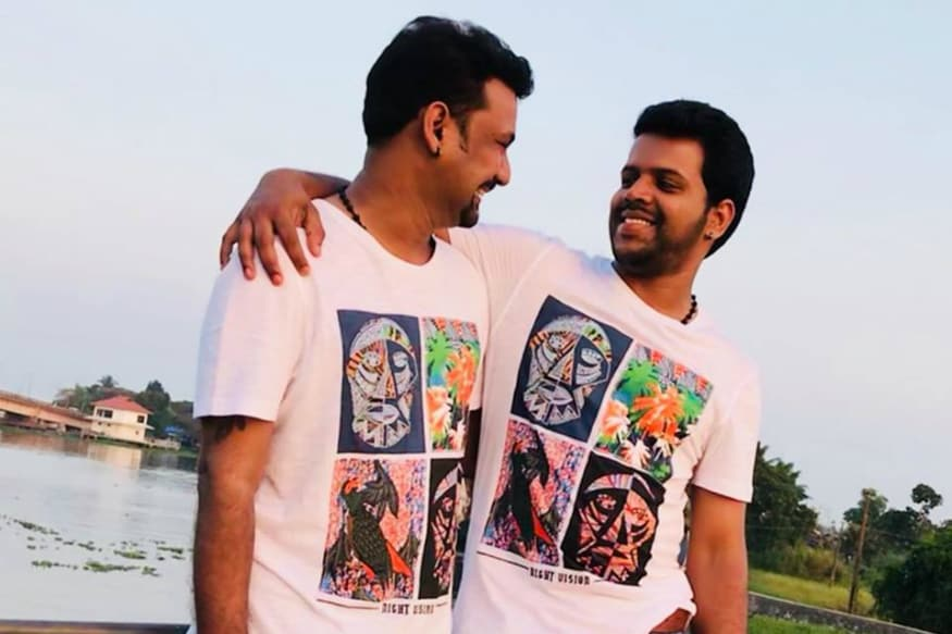 Meet Sonu and Nikesh, the First 'Married' Gay Couple from Kerala
