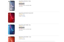 Amazon Freedom Sale: How Does an Apple iPhone XR For Rs 50,999 Sound?