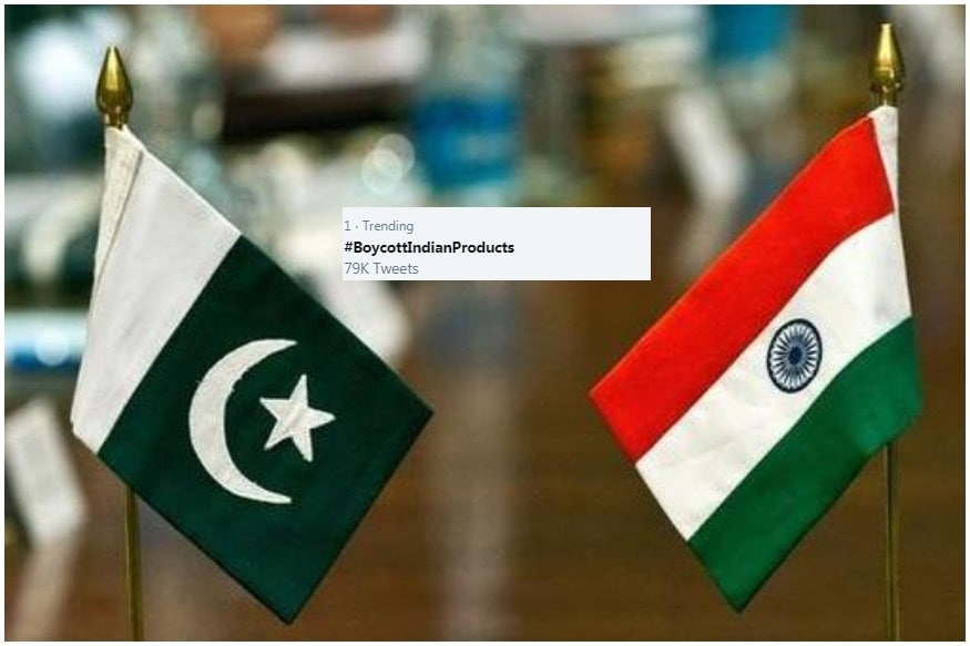Image result for Pakistanis Want to Boycott Indian Products, Desi Netizens Ask Them to Stop Using Indus Waters