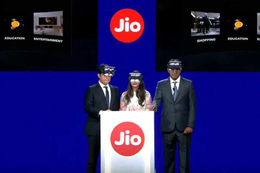 Reliance Jio Set-Top-Box to Offer Gaming and Mixed Reality Services