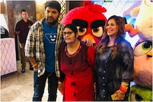 Kapil Sharma's Wife Ginni Chatrath Flaunts Baby Bump on Movie Outing