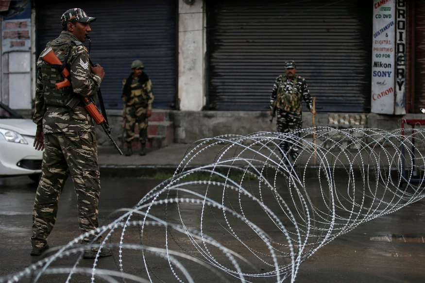 Demanding Release of Detained Kashmiri Leaders, Opposition Parties Led by DMK to Hold Protest on