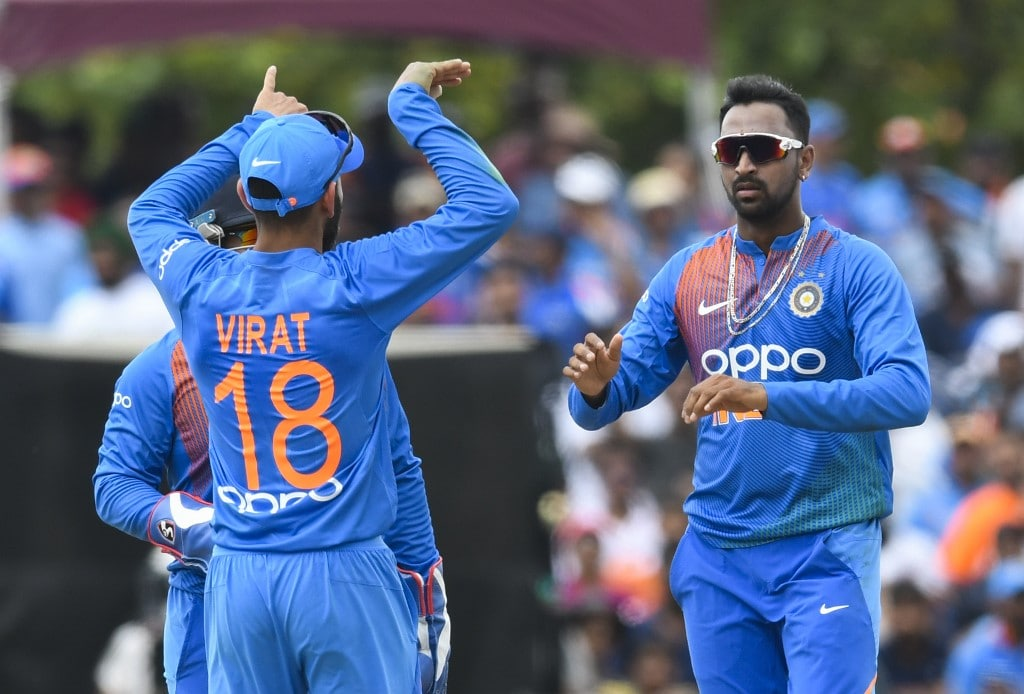 In Pics, India Seal Series With Comfortable Win Against WI