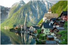 This Picturesque Austrian Town of 800 People Receives a Million Visitors Every Year