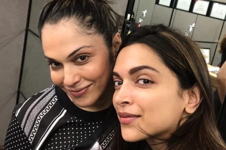 This No Makeup Selfie of Deepika Padukone With Isha ...