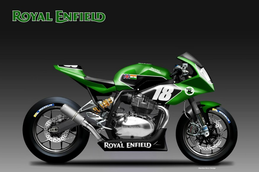 The Royal Enfield Twin Endurance Render Puts All The Right Ideas Into Our Heads