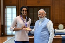 'India's pride and a Champion': PM Modi Meets Golden Girl PV Sindhu After Historic Win