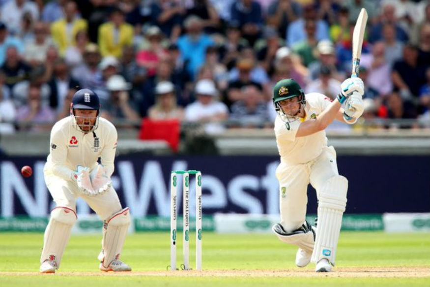 In Pics, England vs Australia Day 1 At Edgbaston