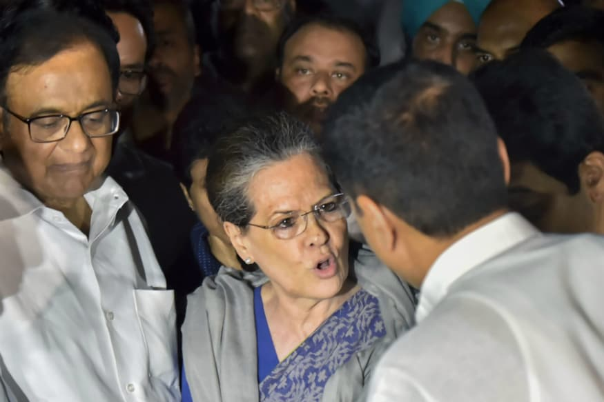 How Congress Old Guard Executed Bloodless Coup Against Rahul Camp by Bringing Sonia Back