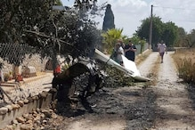 Seven, Including Two Minors, Killed in Collision Between Helicopter & Small Plane in Spain's Mallorca