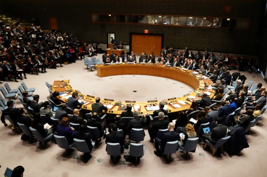 First Since 1965, UN Security Council to Hold Rare Closed-Door Meeting on Kashmir Today on China, Pak Request