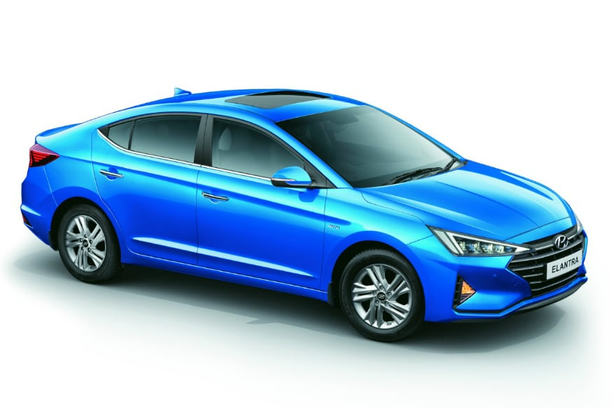 2019 Hyundai Elantra Launched at Rs 15.89 Lakh in India, Gets Blue Link Connected Tech