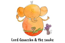 Anant Chaturdashi Special: Story of Lord Ganesha & the Snake - In Pics