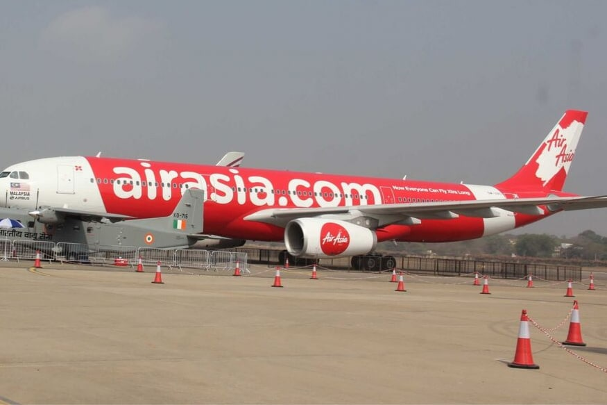 Air Asia to Launch Tripura Flights From October End