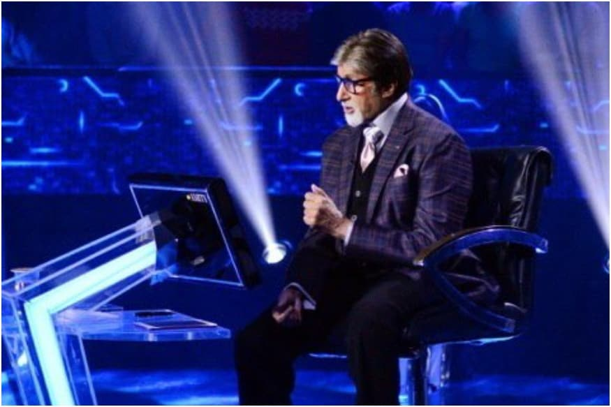 Amitabh Bachchan Gets Defensive About Shooting KBC Amid