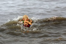 Mumbai Police Deploy Over 40,000 Forces for Ganpati Bappa's Farewell