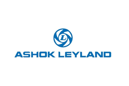 Ashok Leyland's shares rallied 15.92 percent to Rs 67.70 per share on the NSE. (Image: Ashok Leyland)