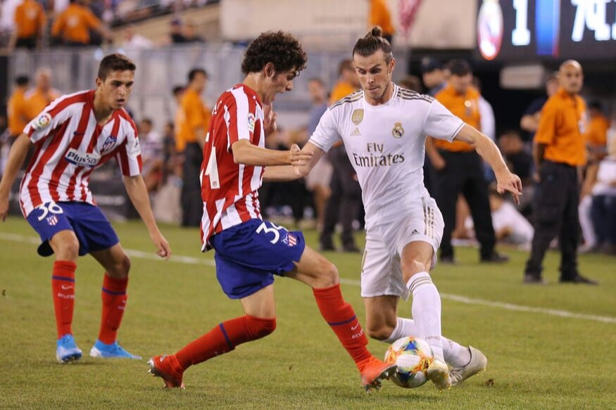 Real Madrid Atletico Madrid
