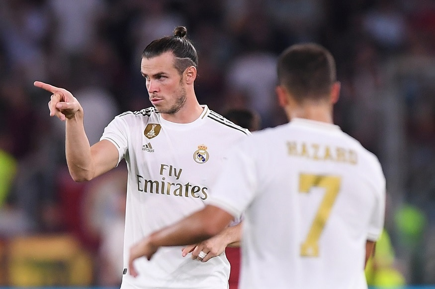 huge discount aad7b 5eb5e Gareth Bale Rescues Real Madrid With Brace But Sees Red in ...