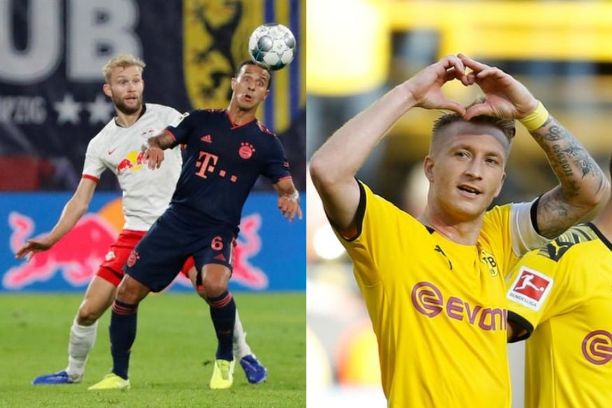 RB Leipzig Frustrate Bayern Munich to Stay Top as Dortmund Outclass Leverkusen
