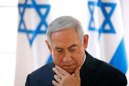 File photo of Israeli Prime Minister Benjamin Netanyahu.