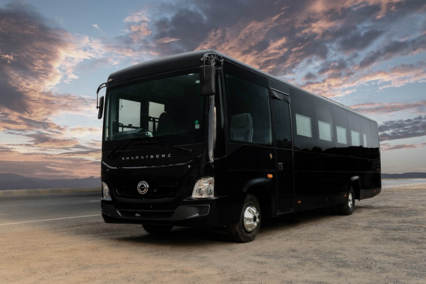 This Modified Bharat-Benz Bus Puts Luxury Offices of Most CEOs in India to Shame